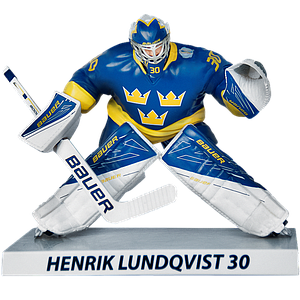NHL 2016 World Cup of Hockey Henrik Lundqvist (Sweden)