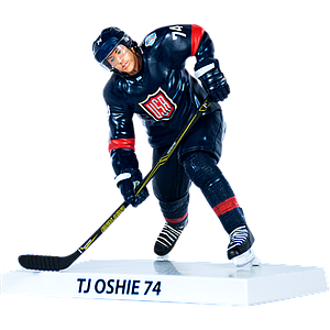 NHL 2016 World Cup of Hockey T.J. Oshie (USA)