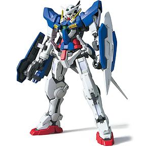 Gundam High Grade Gundam 00 1/100 Scale Model Kit: #01 GN-001 Gundam Exia