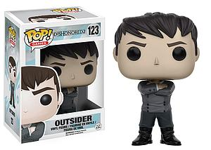 Pop! Games Dishonored 2 Vinyl Figure Outsider #123