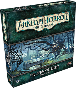 Arkham Horror: The Card Game - The Dunwich Legacy