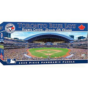 Panoramic Puzzle: MLB Baseball Toronto Blue Jays