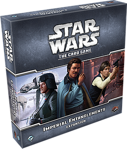 Star Wars: The Card Game - Imperial Entanglements
