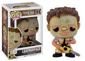 Pop! Movies The Texas Chainsaw Masacre Vinyl Figure Leatherface #11 (Vaulted)