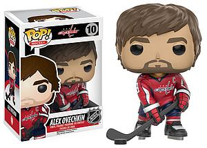 Pop! Hockey NHL Vinyl Figure Alex Ovechkin #10 (Washington Capitals)