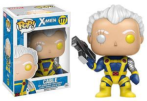 Pop! Marvel X-Men Vinyl Bobble-Head Cable #177