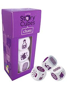 Rory's Story Cubes: Clues