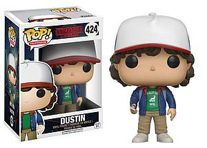 Pop! Television Stranger Things Vinyl Figure Dustin #424