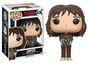 Pop! Television Stranger Things Vinyl Figure Joyce (with Lights) #436