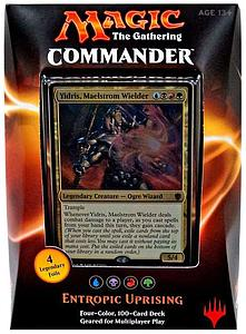 Magic the Gathering: Commander 2016 - Entropic Uprising Deck