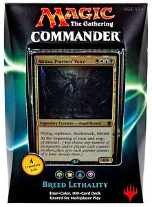 Magic the Gathering: Commander 2016 - Breed Lethality Deck