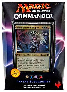 Magic the Gathering: Commander 2016 - Invent Superiority Deck