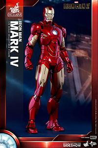 Iron Man Mark IV (Exclusive) (MMS338)