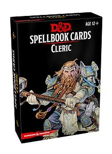 Dungeons & Dragons Cleric 2nd Edition