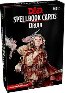 Dungeons & Dragons Druid Deck 2nd Edition