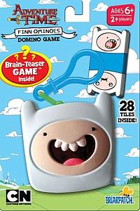 Adventure Time Finn-Ominoes