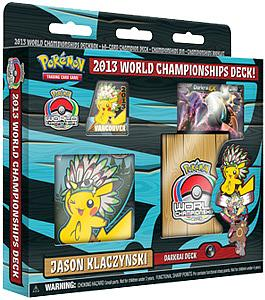 Pokemon Trading Card Game 2013 World Championships Deck: Jason Klaczynski - Darkrai Deck