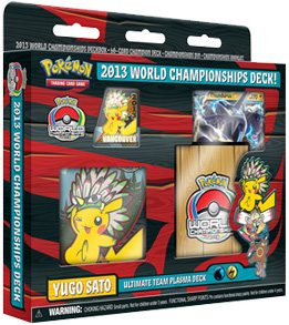 Pokemon Trading Card Game 2013 World Championships Deck: Yugo Sato - Ultimate Team Plasma Deck