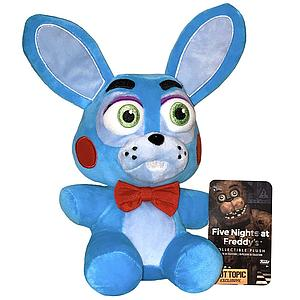 Five Nights at Freddy's Series 2 Plush: Toy Bonnie (Blue) Hot Topic Exclusive