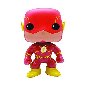 Pop! Heroes DC Universe Vinyl Figure The Flash (The New 52) #10 PX Previews Exclusive