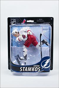 NHL Sportspicks Series 33 Steven Stamkos (Tampa Bay Lightning) All-Star Game Jersey Silver Collector Level (Only 1000 Made!)