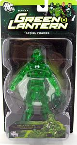 "DC Direct Green Lantern Green Lantern 6"" Series 4 Power Glove Hal Jordan"