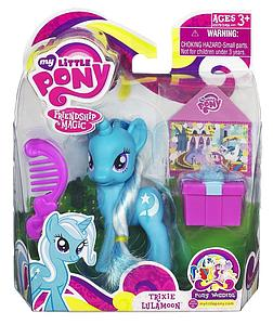 "My Little Pony 4"" Figure: Trixie Lulamoon"