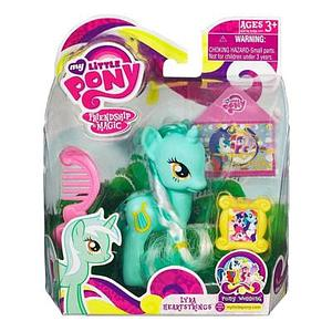 "My Little Pony 4"" Figure: Lyra Heartstrings"