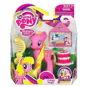 "My Little Pony 4"" Figure: Cherry Berry"