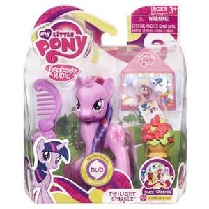 "My Little Pony 4"" Figure: Twilight Sparkle"