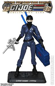 G.I. Joe Cobra Courier Vypra Collector Club Exclusive