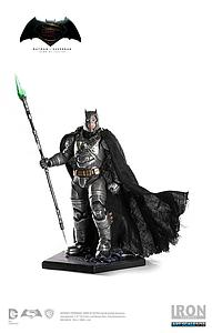 Battle Damaged Armored Batman