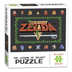 Puzzle: The Legend of Zelda (Classic)