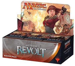 Magic the Gathering: Aether Revolt - Booster Box