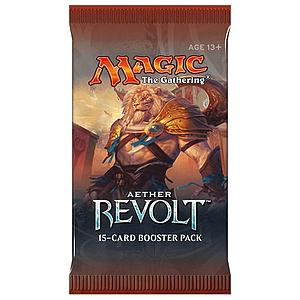 Magic the Gathering: Aether Revolt - Booster Pack