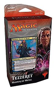 Magic the Gathering: Aether Revolt Planeswalker Deck - Tezzeret