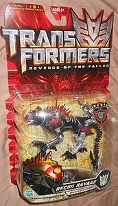 Transformers Revenge of the Fallen Series Deluxe Class Recon Ravage