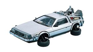 Back to the Future II Delorean Time Machine Mark II (925)
