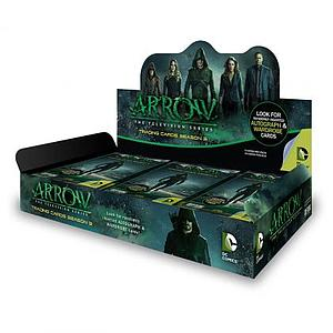 Arrow: The Television Series Trading Cards - Season 3