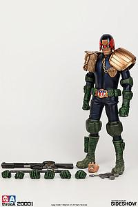 Apocalypse War Judge Dredd