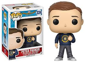Pop! Marvel Spider-Man Homecoming Vinyl Bobble-Head Peter Parker #224