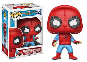 Pop! Marvel Spider-Man Homecoming Vinyl Bobble-Head Spider-Man (Homemade Suit) #222