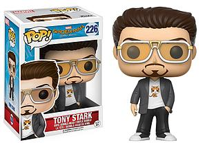 Pop! Marvel Spider-Man Homecoming Vinyl Bobble-Head Tony Stark #226