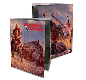 Dungeons & Dragons 18-Pocket Character Portfolio: Giant Killer