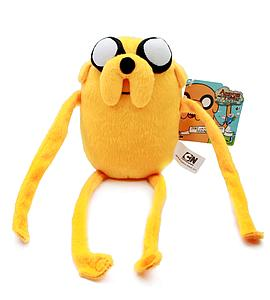 "Jazwares Adventure Time 10"" Plush: Jake"