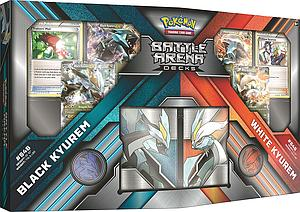 Pokemon Trading Card Game Battle Arena Decks: Black Kyurem vs. White Kyurem