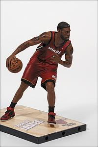 NBA Sportspicks Series 24 LeBron James (Miami Heat)