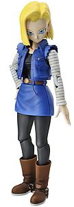 Dragon Ball Z Plastic Model Kit: Android #18