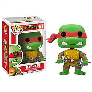Pop! Television Teenage Mutant Ninja Turtles Vinyl Figure Raphael #61