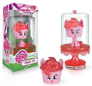 My Little Pony Cupcake Keepsakes Figure Pinkie Pie